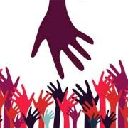 Un gesto di solidarietà con bisognosi