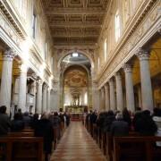 Mantova, interno della cattedrale