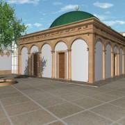 Progetto per una moschea a Milano