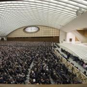 Papa Francesco incontra Confindustria