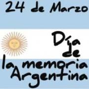 Argentina 24 marzo