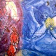 Chagall, Il sogno di Giacobbe