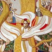 Marko Rupnik, Discesa agli inferi e Resurrezione