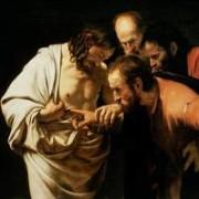 Caravaggio, L'Incredulità di san Tommaso