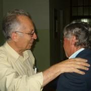 Andrés Torres Queiruga e Francesco Strazzari