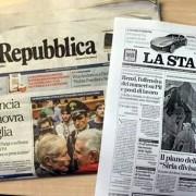 Fusione La Repubblica e La Stampa