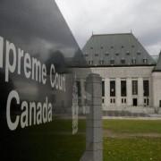Corte suprema del Canada