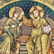 Cristo incorona la Vergine