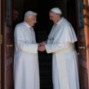 Benedetto XVI e Francesco