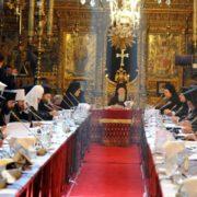 Primati ortodossi a Istanbul