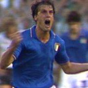 L'urlo di Marco Tardelli ai Mondiali 1982