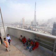 Lavortaori immigrati a Dubai