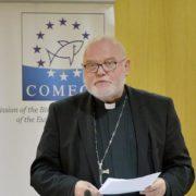 Reinhard Marx, presidente della COMECE