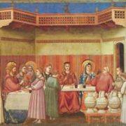 Gesù alle nozze di Cana