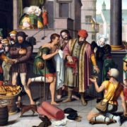 Le sette opere della Misericordia