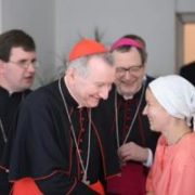 Parolin in Ucraina