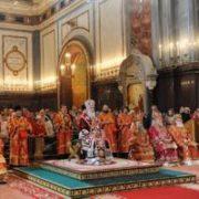 Santo sinodo pan-ortodosso