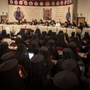 Apertura del Santo e grande sinodo