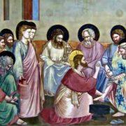 Giotto, Lavanda dei piedi