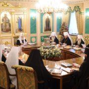 SInodo della Chiesa ortodossa russa