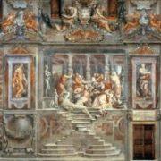 Giorgio Vasari, Palazzo della Cancelleria apostolica, Roma