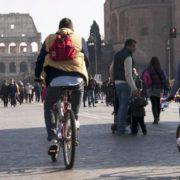 Vicenza-Roma in bicicletta