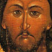 Icona del volto di Cristo