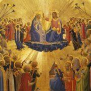 Beato Angelico, Incoronazione della Vergine