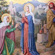 Visitazione, Lourdes
