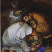 Sieger Kõder, La lavanda dei piedi