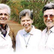 Olga Raschietti, Lucia Pulici e Bernardetta Boggian