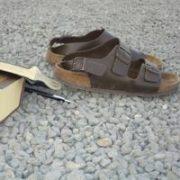 Solo sandali e vangelo