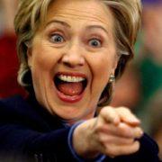 papa Francesco e Hillary Clinton