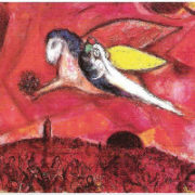 Chagall, Cantico dei cantici