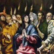 El Greco, Pentecoste
