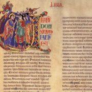 Miniatura inglese, Bibbia