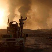 Mosul, battaglia