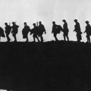 Soldati in marcia
