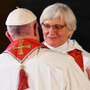 gesto storico che papa Francesco ha compiuto