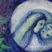 Chagall, Le cinque candele
