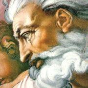 Michelangelo, Dio Padre