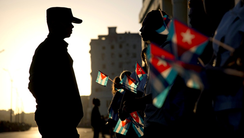 Morte di Castro: 9 giorni di lutto e sospesa vendita alcolici