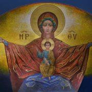 maternità divina di Maria