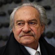 Jannis Kounellis (Pireo, 23 marzo 1936 – Roma, 16 febbraio 2017)