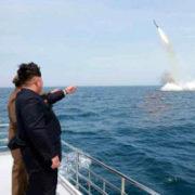 Nord Corea ha lanciato altri quattro missili balistici