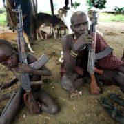 provinciale nel Sud Sudan