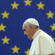 riflessione sull'Europa nel magistero di papa Francesco
