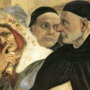 Filippino Lippi, Cappella Carafa