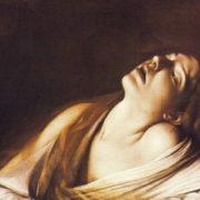 Caravaggio, Maddalena in estasi