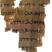 papiro del NT